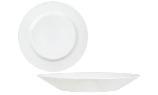 WHITE ESSENCE Тарелка глубокая 23 см