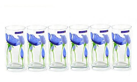 Набор стаканов BLUE POPPY 6 шт